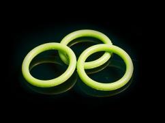 Кольцо силиконовое (повышенной прочности) уплотнительное для шприца 125 мл.,150 мл.,175 мл.