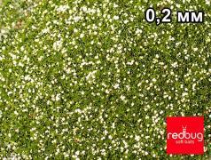 Фисташковая неоновая 0,2 мм 10гр Redbug
