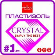 """Пластизоль для приманок #1 """"Crystal"""" 1л"""