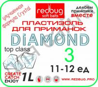 "Пластизоль для приманок ""DIAMOND #3"" 1л."