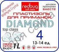 "Пластизоль для приманок ""DIAMOND #4"" 1л."