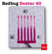 Redbug Dexter Worm 40