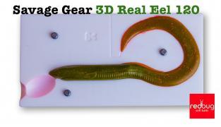 Savage Gear 3D Real Eel 120 (реплика)