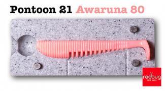 Pontoon 21 Awaruna 80 (реплика)