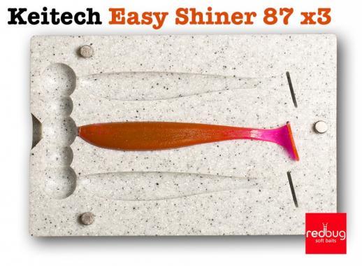 Keitech Easy Shiner 87 x3 (реплика)