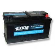 Аккумулятор лодочный тяговый Exide Micro-Hybrid AGM EK920