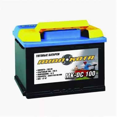 Аккумулятор лодочный тяговый Minn Kota SCS100