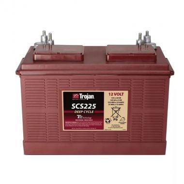 Аккумулятор лодочный тяговый Trojan SCS225