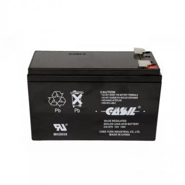 Аккумулятор свинцово-кислотный Casil CA1270 - 12В 7Ач.