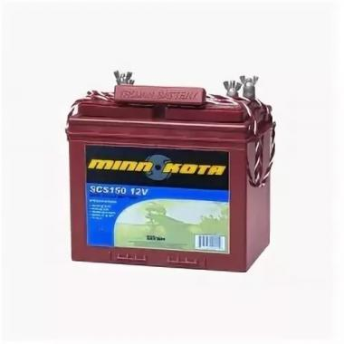 Под ЗАКАЗ! Аккумулятор лодочный тяговый Minn Kota SCS150, 100Ah