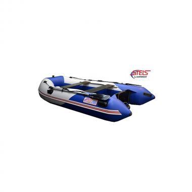 Надувная моторно-гребная лодка Hunterboat Stels Хантер СТЕЛС 295
