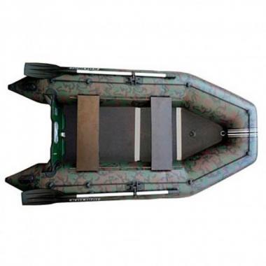 Колибри КМ-300Д Надувная лодка ПВХ