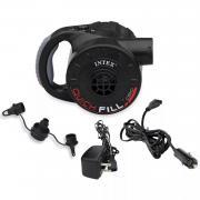 Intex 66622 Насос электрический с аккумулятором 12-220 V