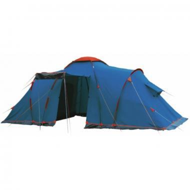 Кемпинговая 4-х местная палатка SOL Castle 4