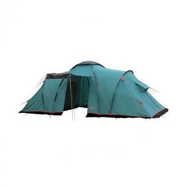 Кемпинговая палатка TRAMP Brest 6 (V2)