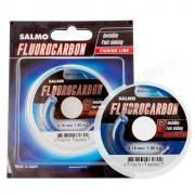 Флюорокарбоновая леска SALMO Fluorocarbon, размотка 30 м., прозрачная
