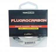 Леска флюорокарбоновая Team Salmo FLUOROCARBON Hard 030