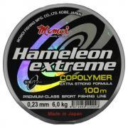 Леска монофильная Momoi Hameleon Extreme 100м