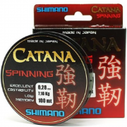 Леска монофильная Shimano Catana Spinning 100 m