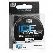 Леска монофильная Team Salmo ICE POWER