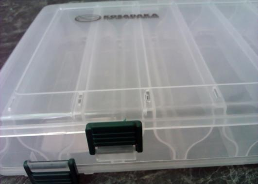 Коробка Kosadaka TB1100 двухсторонняя 275x190x50мм