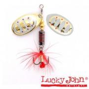 Блесна вращающаяся Lucky John BONNIE BLADE 02/04.3г 002