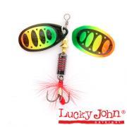 Блесна вращающаяся Lucky John BONNIE BLADE 02/04.3г 008