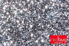 Блестки Серебро 0,6мм 10гр Redbug