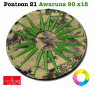 Pontoon 21 Awaruna 90 x18 (реплика)