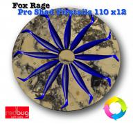 Fox Rage Pro Shad Firetails 110 x12 (реплика)