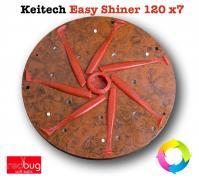 Keitech Easy Shiner 120 x7 (реплика)