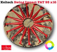 Keitech Swing Impact Fat 95 x16 (реплика)