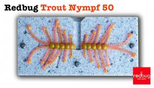Redbug Trout Nympf 50