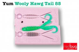 Yum Wooly Hawg Tail 85 (реплика)