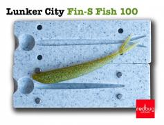 Lunker City Fin-S Fish 100 (Реплика)