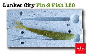 Lunker City Fin-S Fish 120 (Реплика)