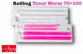 Redbug Troutworm 70 + 100