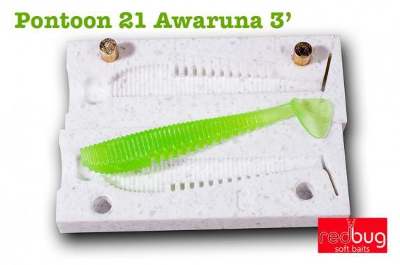 "Pontoon 21 Awaruna 3"" ( реплика)"
