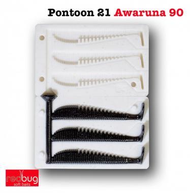 Pontoon 21 Awaruna 90 X3 ( реплика)