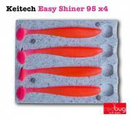 Keitech Easy Shiner 95 x4 (реплика)
