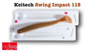Keitech Swing Impact 115 (реплика)