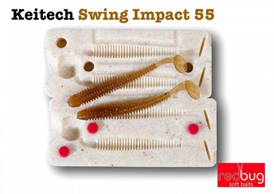 Keitech Swing Impact 55 (реплика)