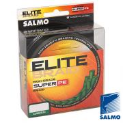 Salmo ELITE BRAID Green 125м 0,17мм 9,8 кг