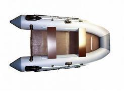 Надувная лодка ПВХ Altair Joker-300 Серый