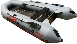 Надувная лодка ПВХ Altair Sirius 335 Stringer L