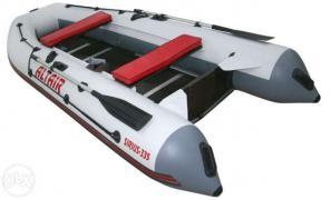 Надувная лодка ПВХ Altair Sirius 335 Stringer
