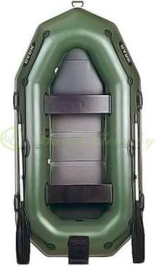 Надувная лодка ПВХ Барк В-260N